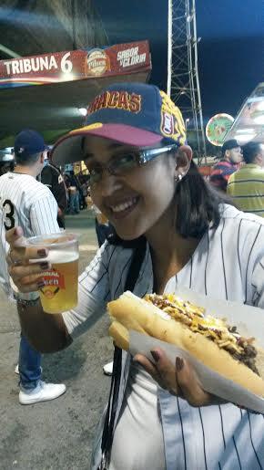 comer en el estadio 1