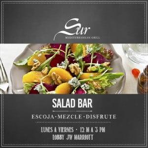 salad bar jwmarriot aviso rutas golosas