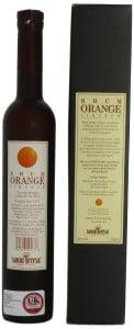 rhum orange etiquetas rutas golosas