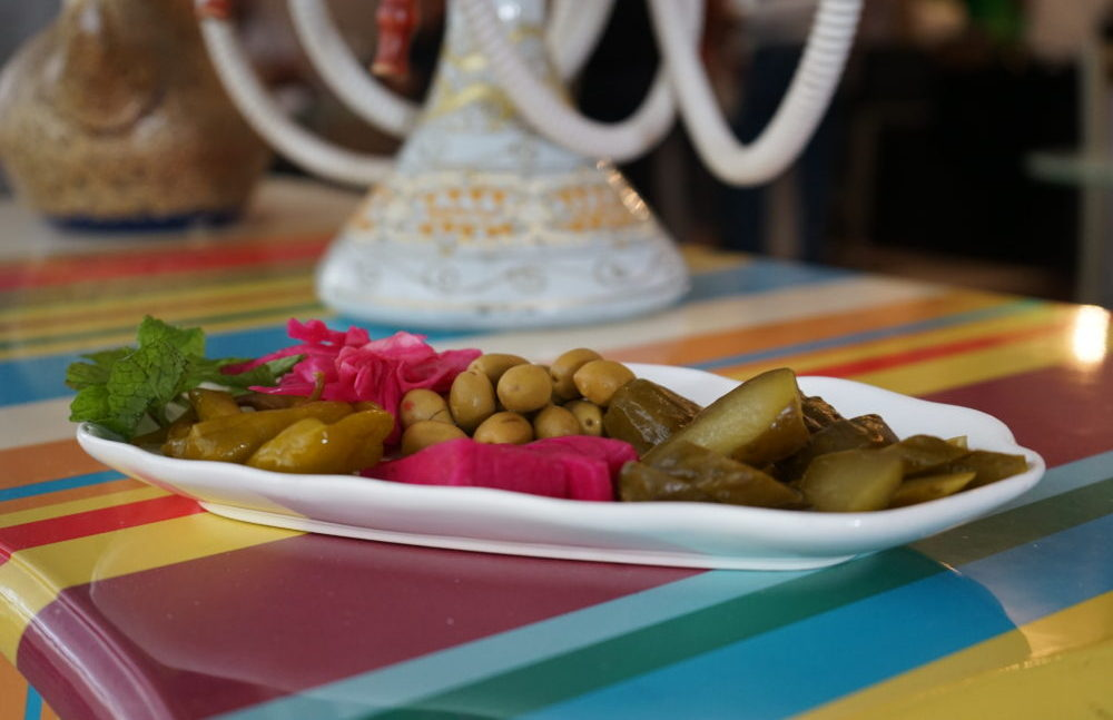El Líbano y sus sabores tradicionales en Nour / por Rubén Rojas ...