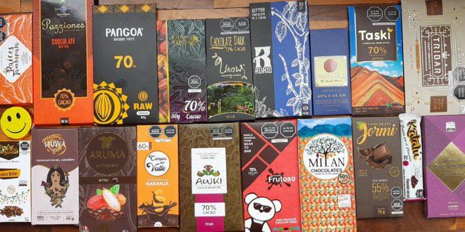salón del cacao y chocolate peruano