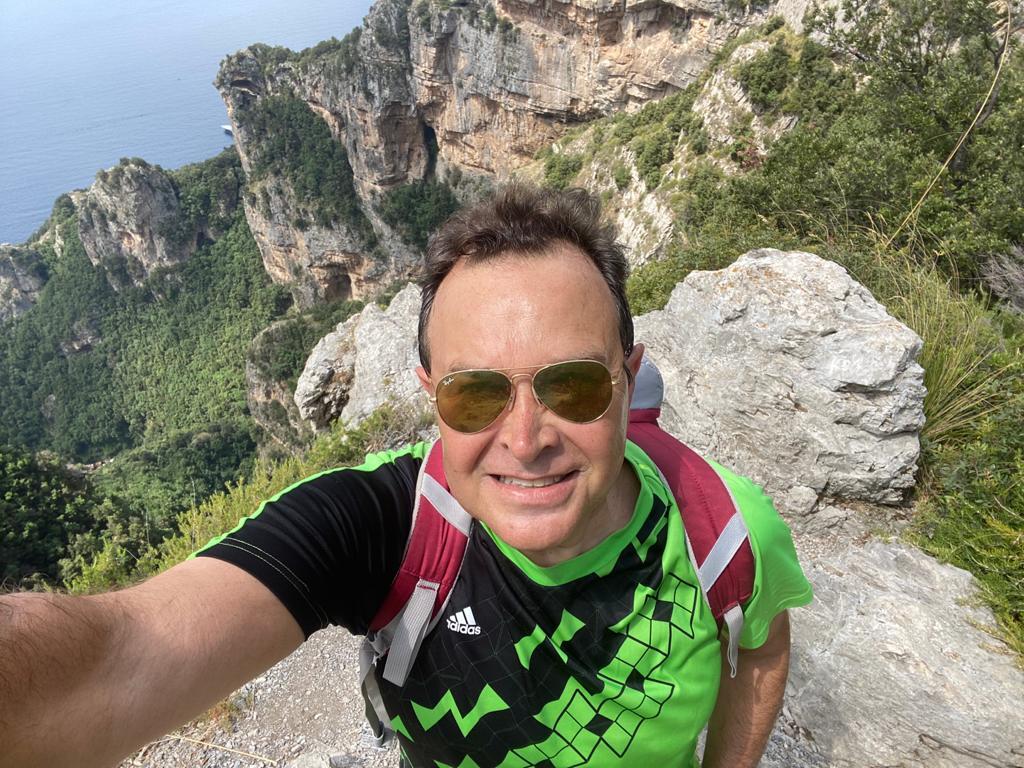 Antonio Maglione en Nápoles