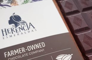 Chocolate Herencia Esmeraldas al 70%