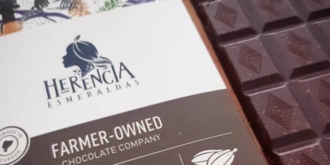 Chocolate Herencia Esmeraldas al 70%